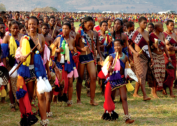 Swaziland people